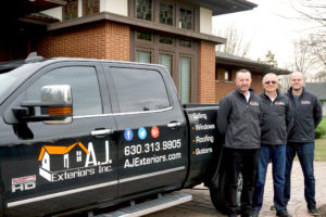 AJ Exteriors: Residential Renovation Contractor