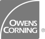 Owens Corning Logo of Roofing Products