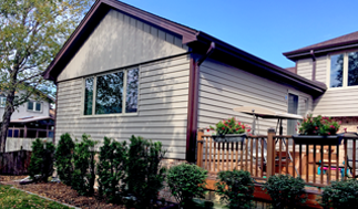 Woodridge Steel Siding Installation